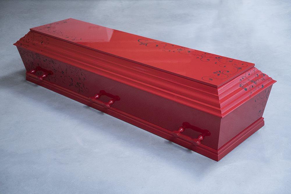 fb haandmalede 7 soeby begravelse